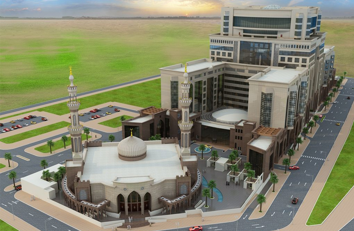 Ministry of Awqaf and Islamic Affairs HQ