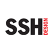 SSH Design Logo